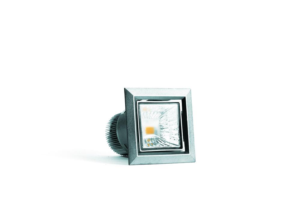Basics D400 cube spotlight