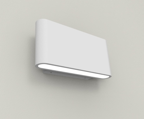 Basics Rounded Wall Light small