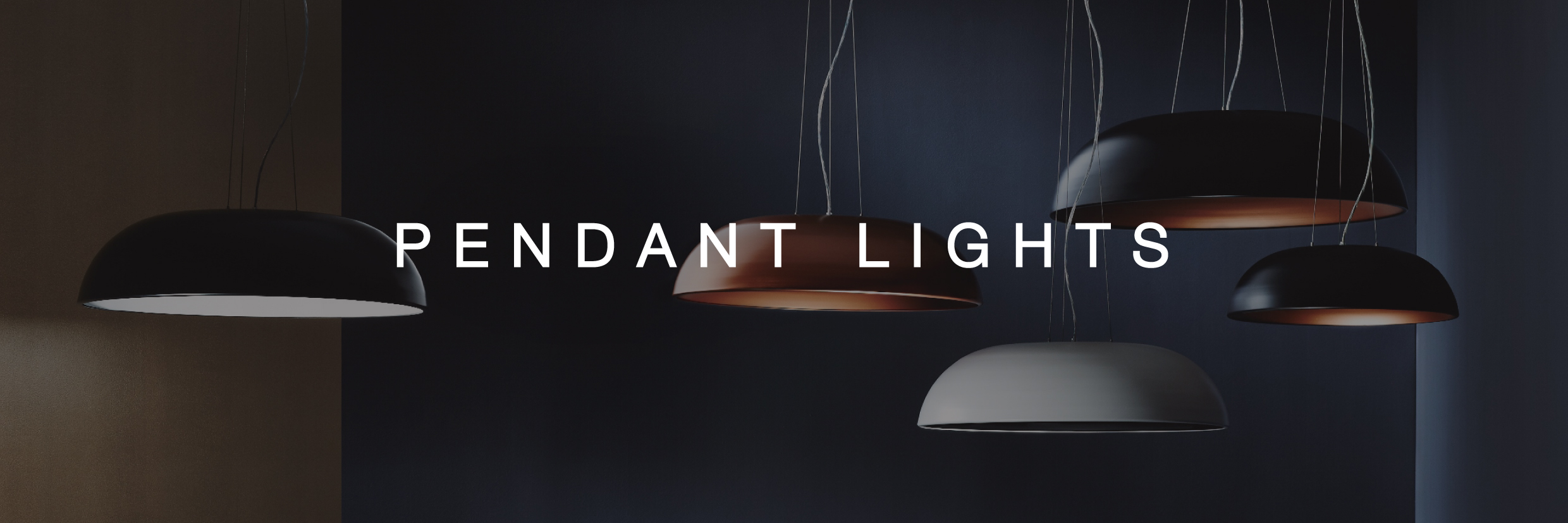 Pendant Lights — ISM OBJECTS