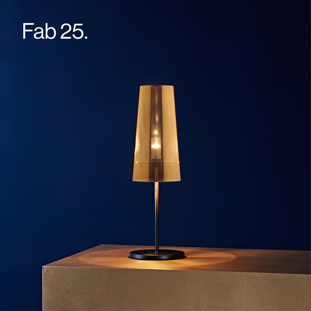 Fab 25 table