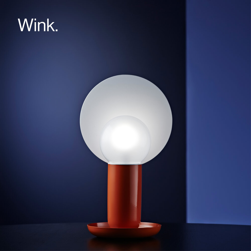 Wink table lamp