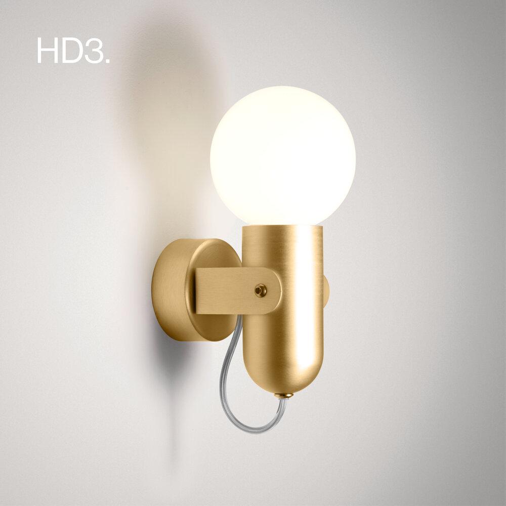 HD3 wall lamp