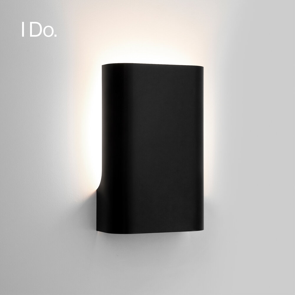 I Do... large wall up lamp