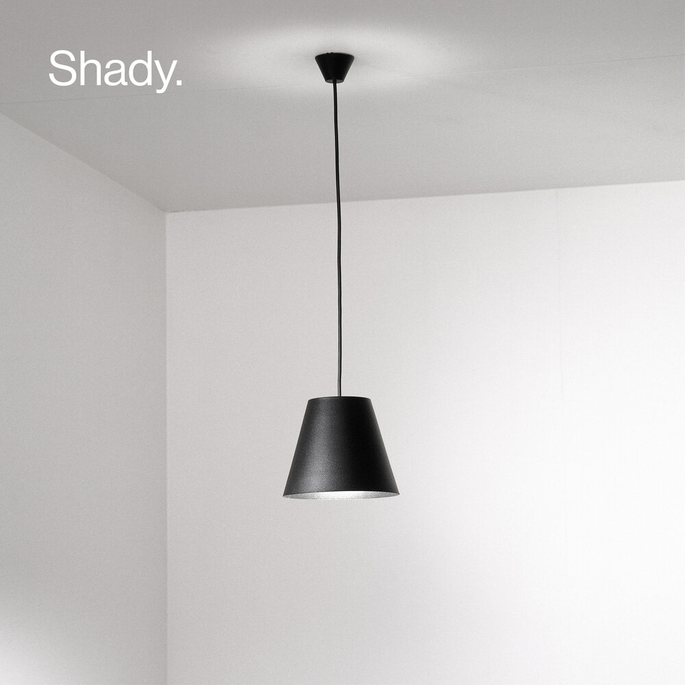 Shady small pendant