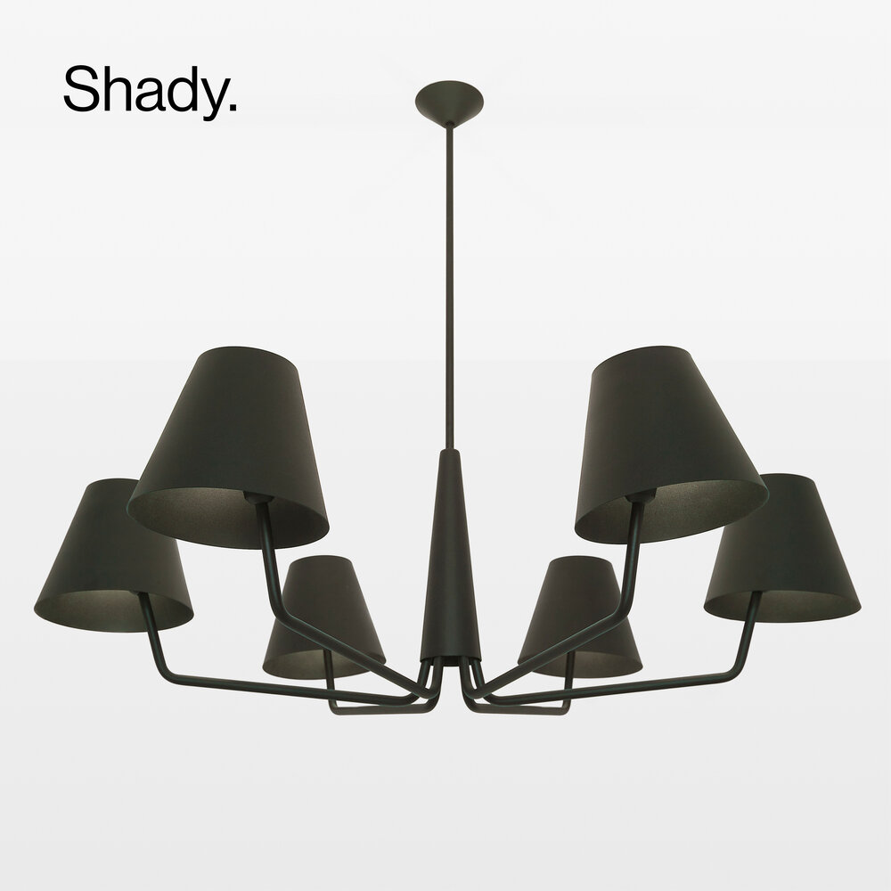 Shady Multi pendant