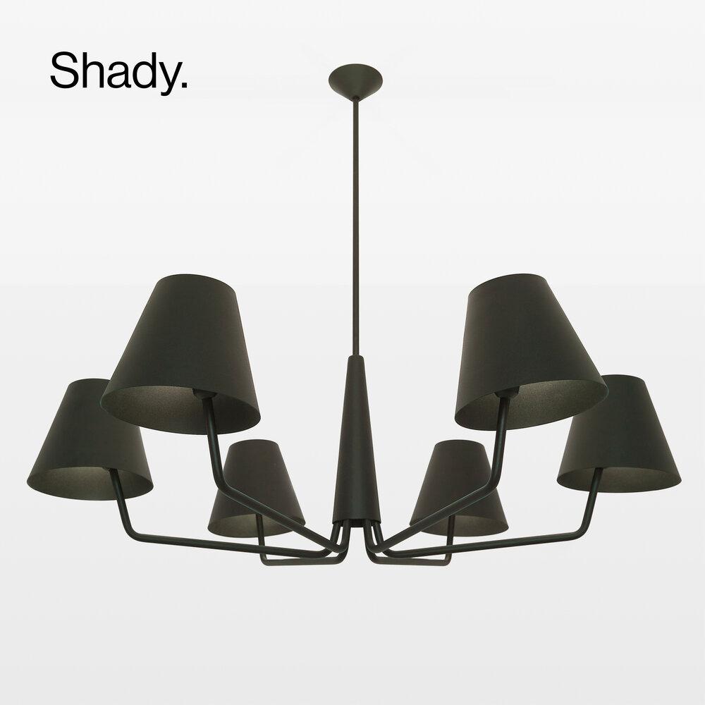 Shady Multi pendant