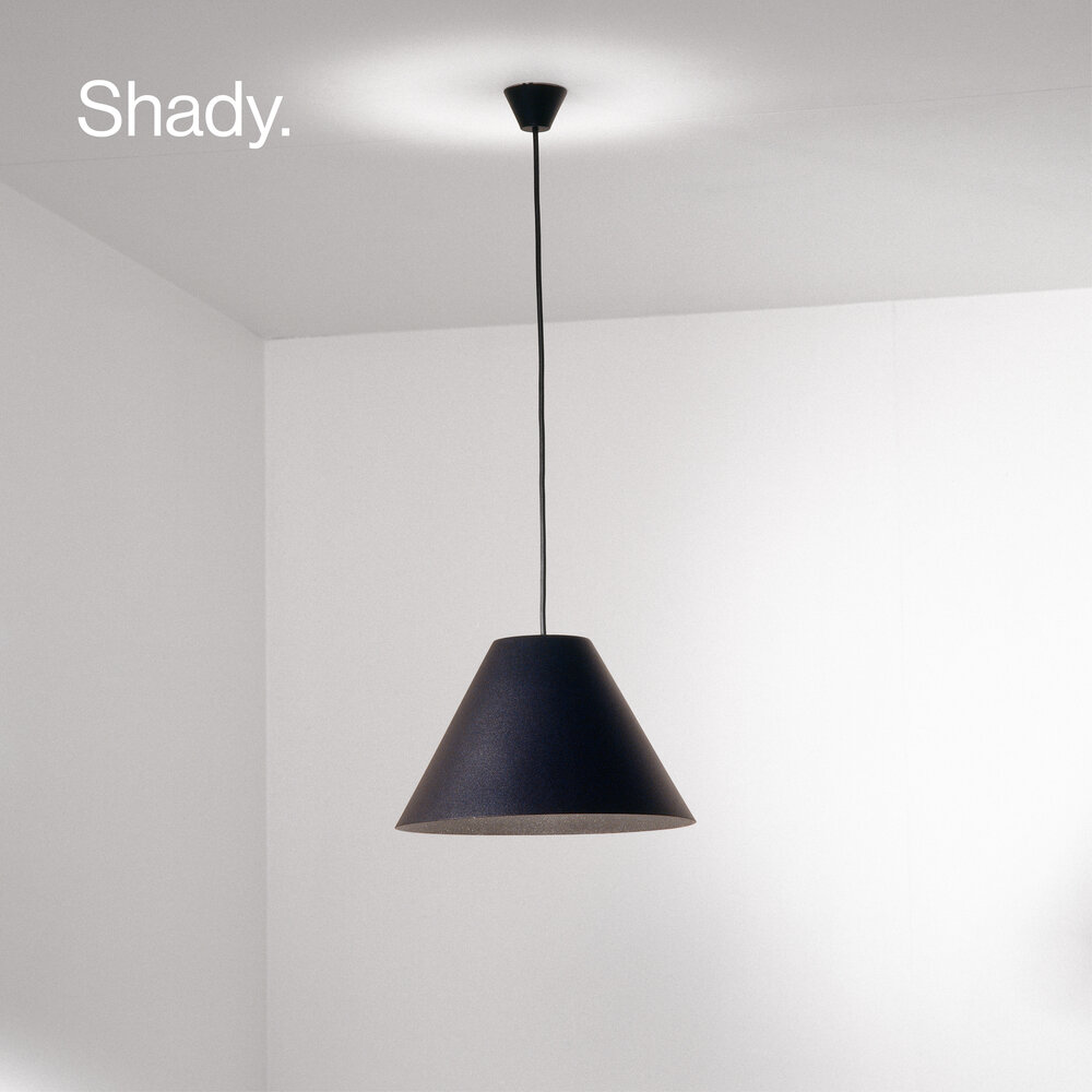 Shady large pendant