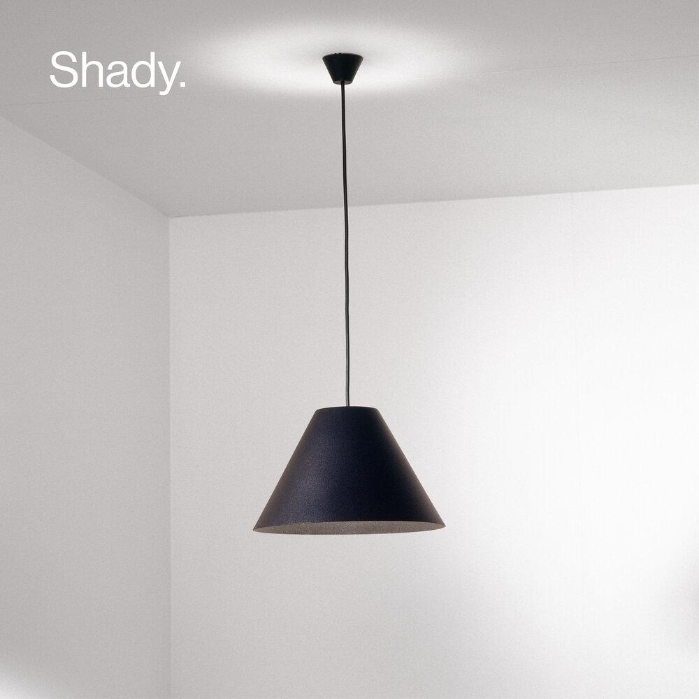Shady large pendant