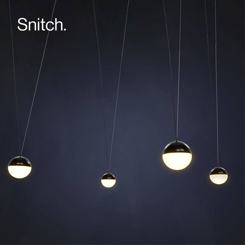 Snitch Pendant Array
