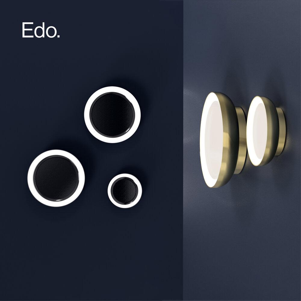 Edo wall lamp