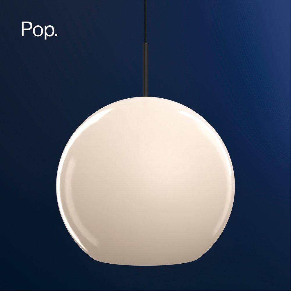 Pop pendant