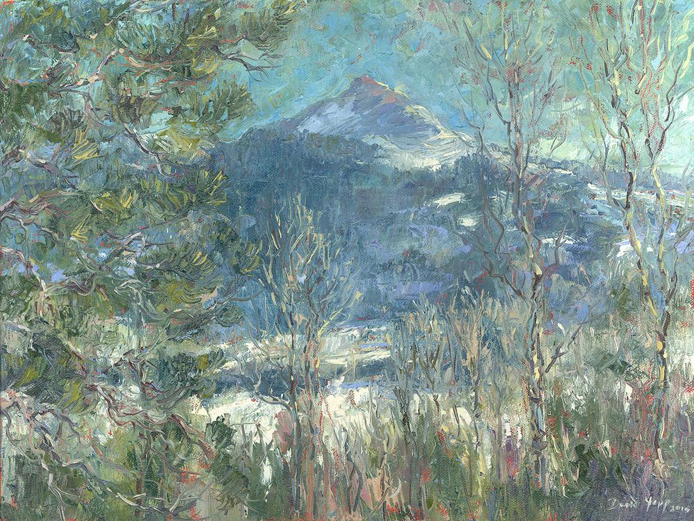 Winter, Hope Valley