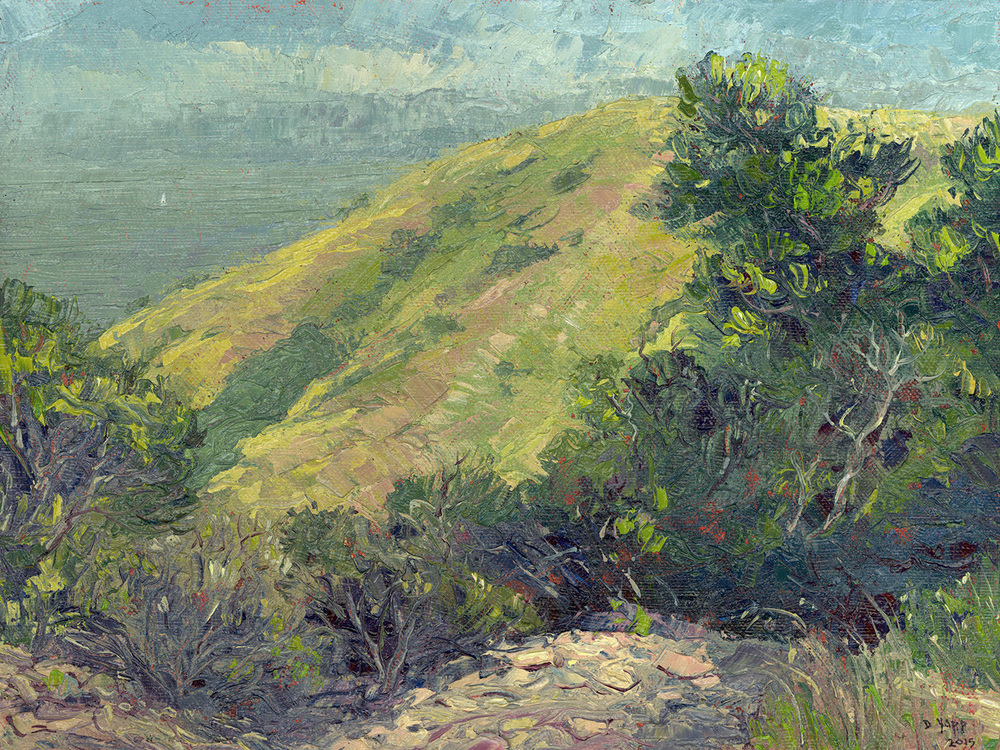 Summer Breezes, San Bruno Mountain