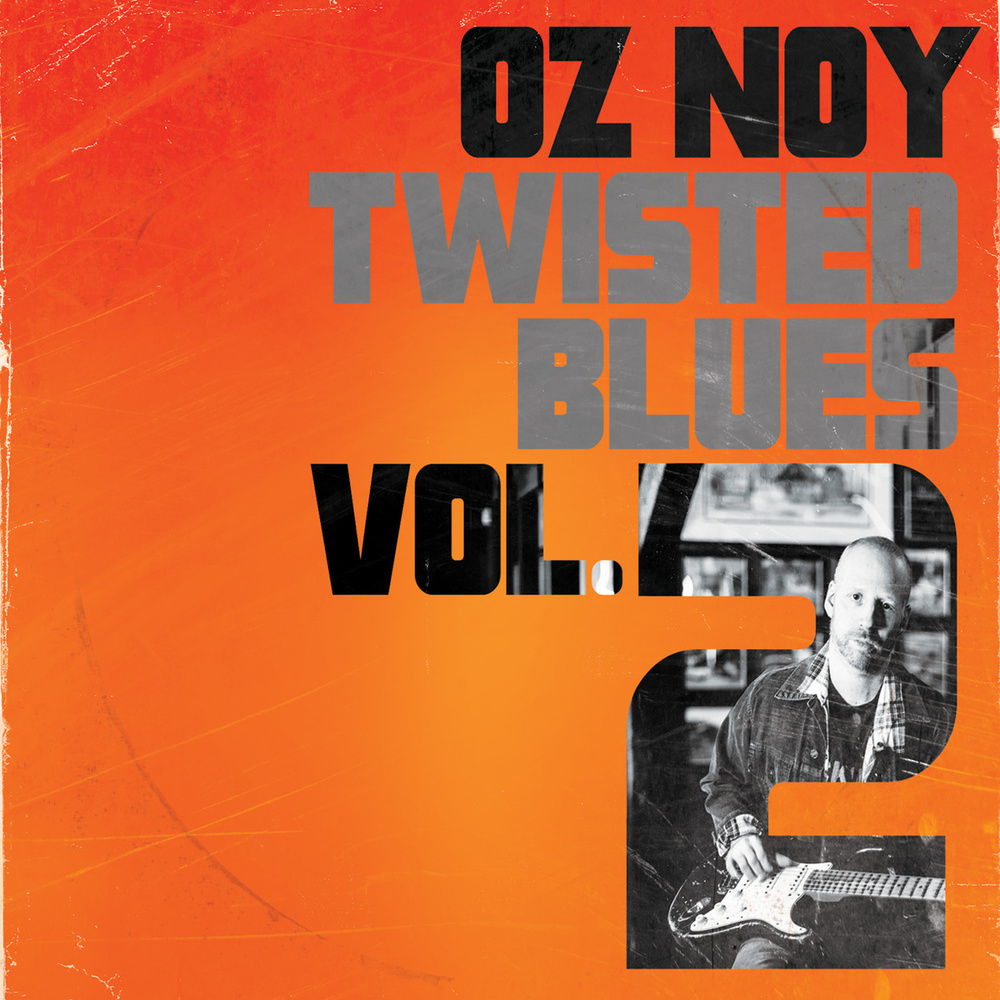 Twisted Blues Vol. 2 (2014)
