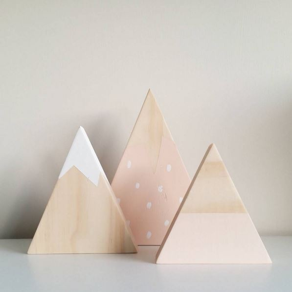 Wooden Mountains - Wood and Weave Co