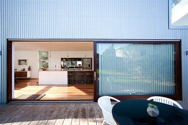 Turners beach house grand designs australia and it for Eco beach house designs