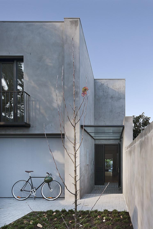 Courtyard House By Robson Rak Architects Dot Pop
