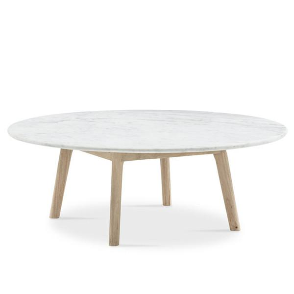 Harpers Project - Low Marble Coffee Table  SHOP