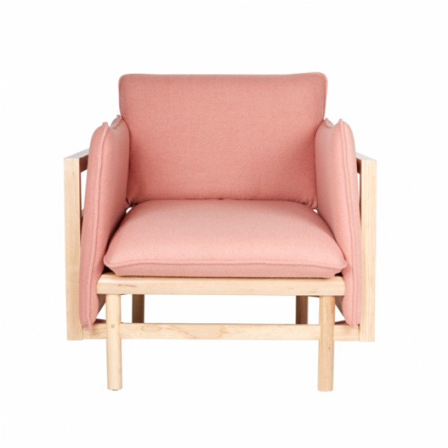 Clickon Furniture -  Ryder Arm Chair