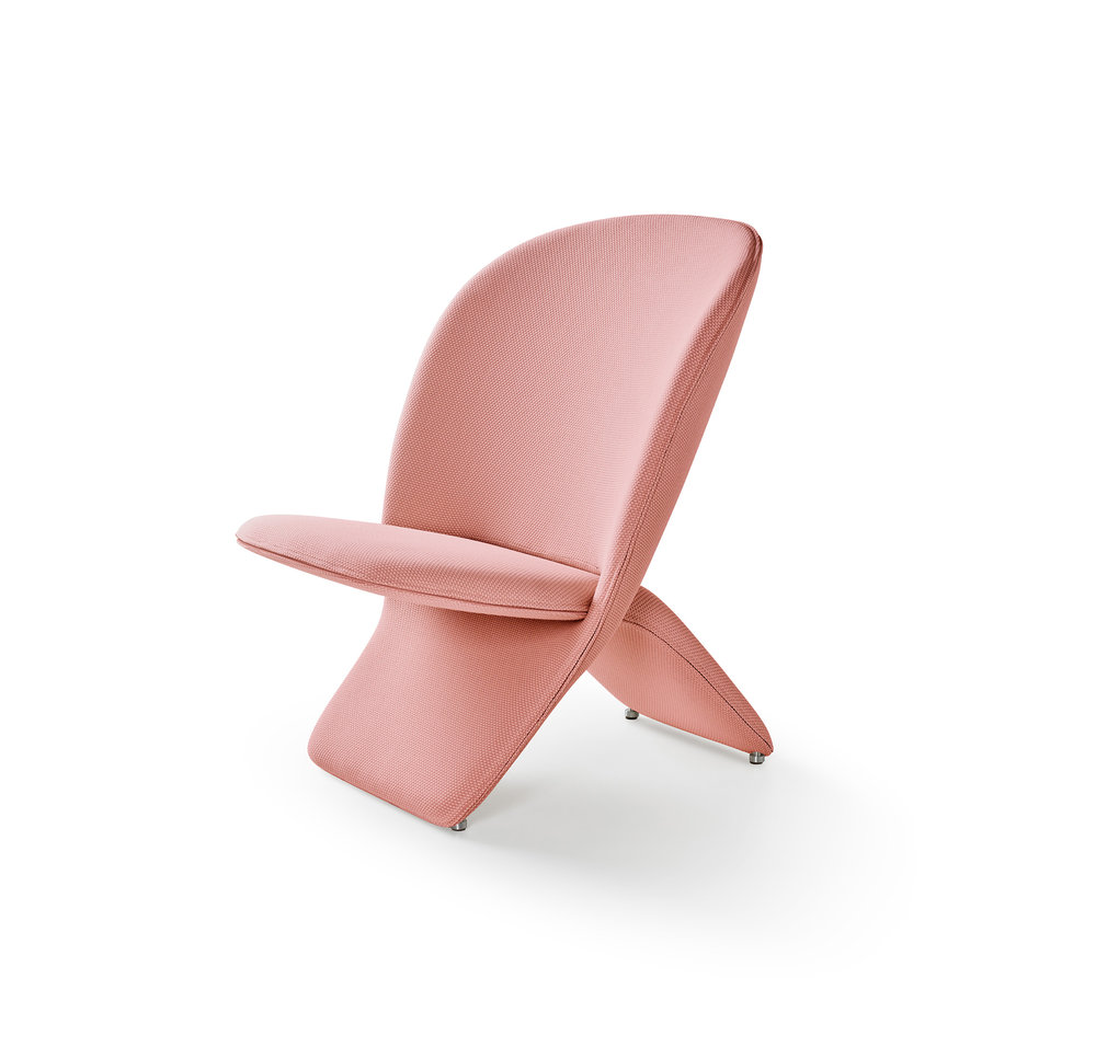 Kezu -  Niloo Lounge Chair