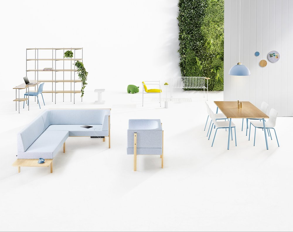 furniture design basics. les basic is a new and exciting brand of modular furniture by australian designer alexander lotersztain which was launched at york design week on may 1 basics