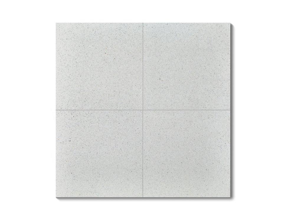 Fibonacci Stone Arctic Ice Terrazzo Tiles 01
