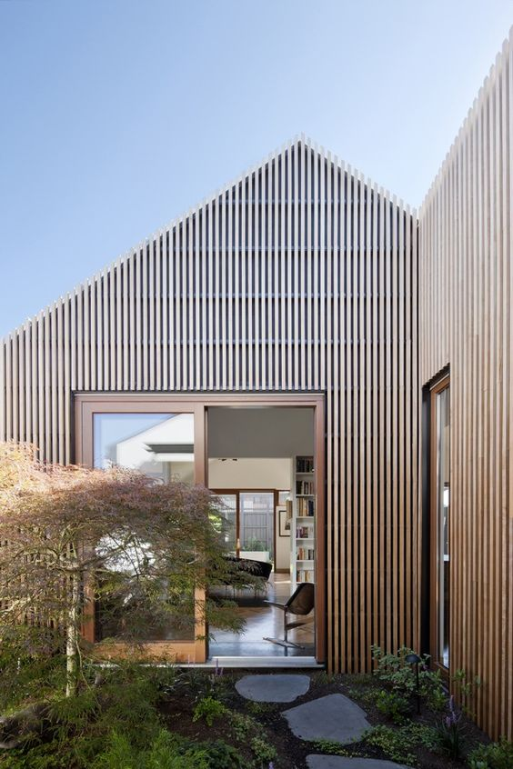House in House by Steffen Welsch Architects