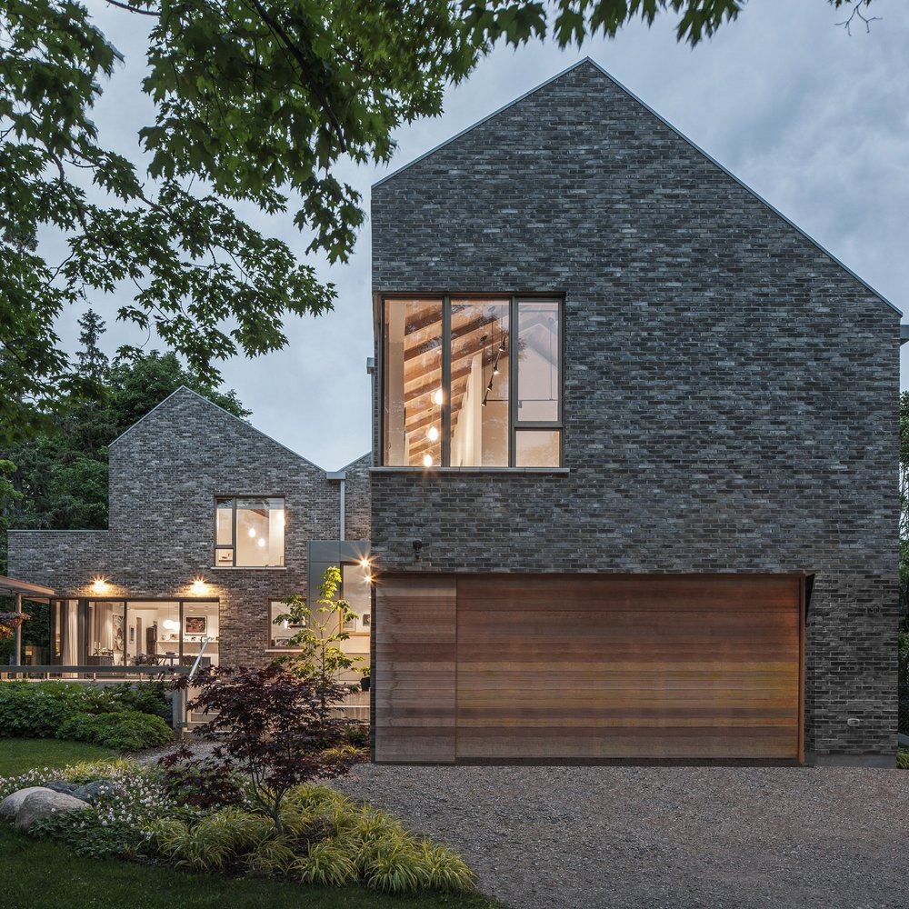Cobourg Residence by Trevor Horne Architects