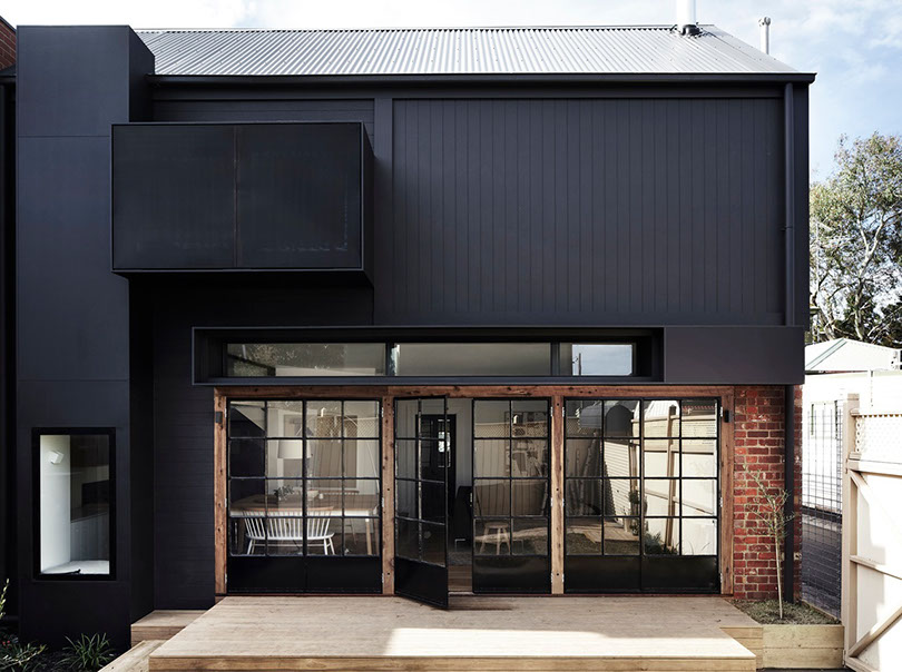 Kerferd Project by Whiting Architects
