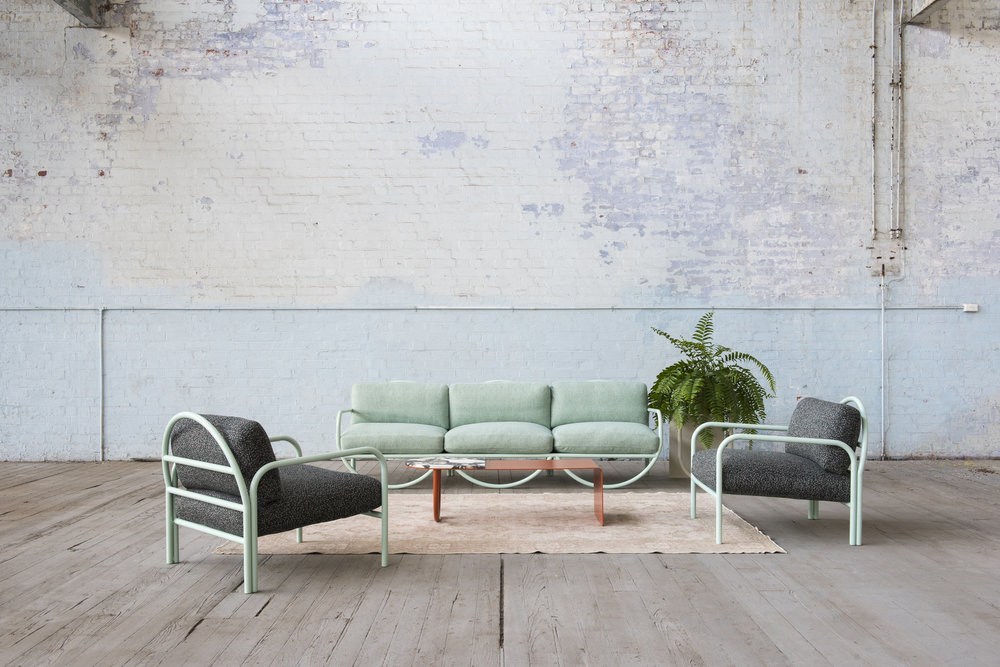 Introducing Halo – Furniture Collection by SBW