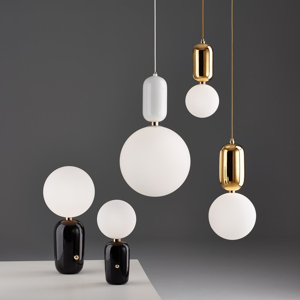 Luxe lights to love…