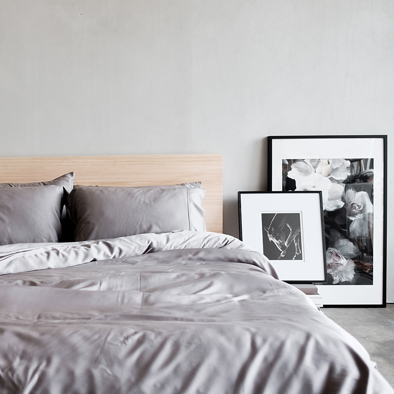 Get On My Bed | Mulberry Threads Co. Organic Bamboo Bedding