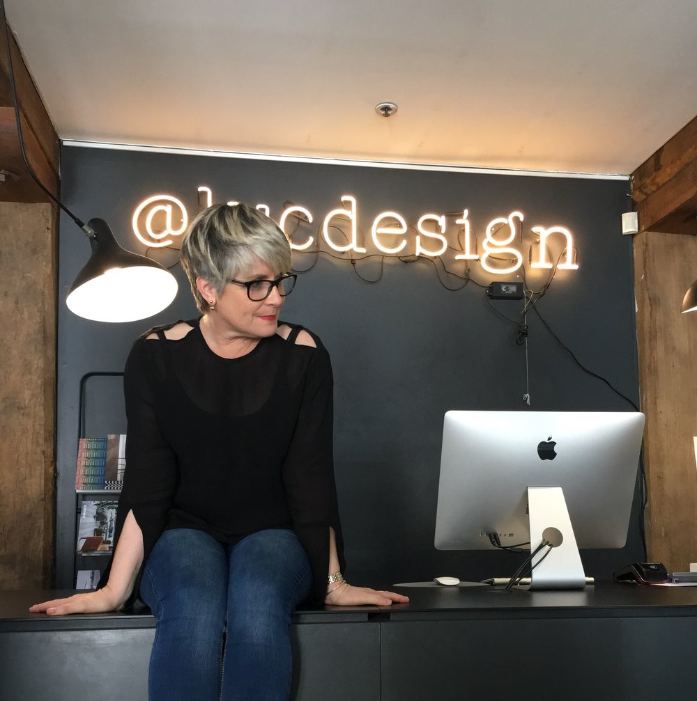 Lucy Given of LUC. Design Store