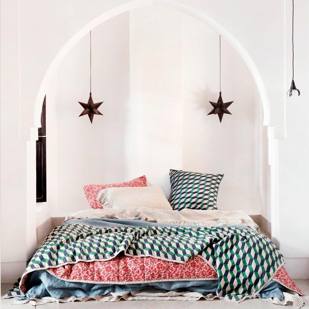 La Maison - Storm Blue Bedroom Pack