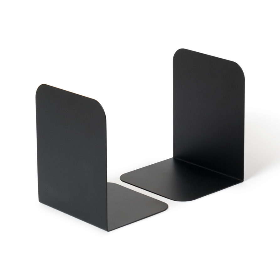 Bookends Black - Lightly Design