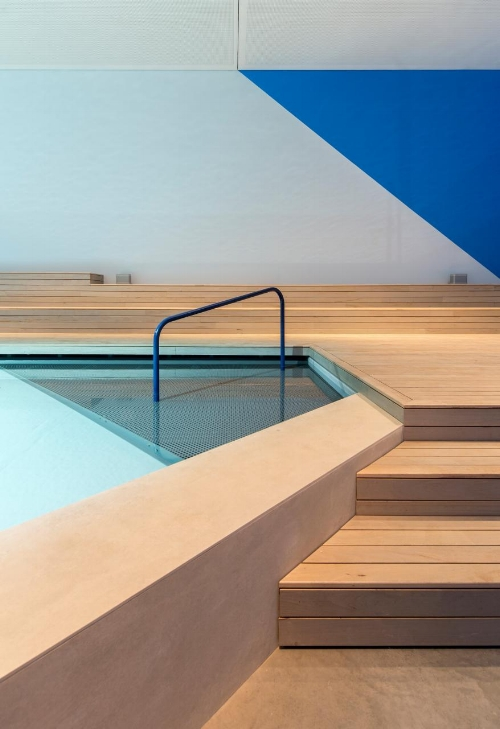 The Pool is co-curated by Isabelle Toland, Amelia Holliday and Michelle Tabet and was originally commissioned for the Venice Architecture Biennale by the Australian Institute of Architects.