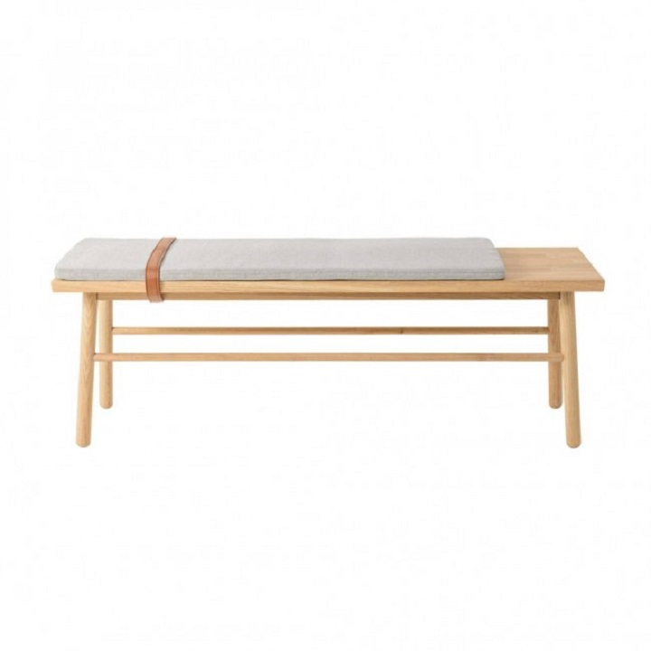 Straight Bench - Bloomingville from ClickOn Furniture