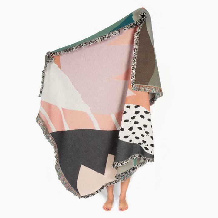 Blankets with personality… by Slowdown Studio