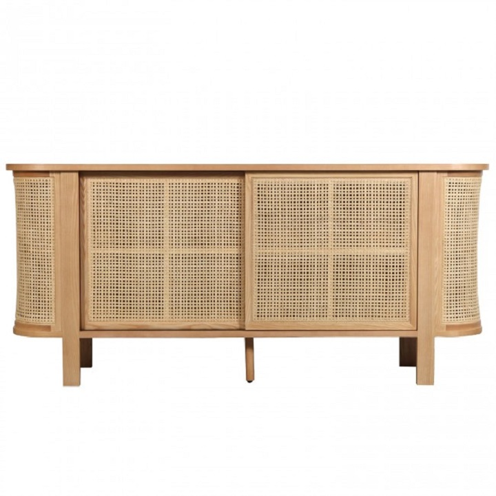 Cane Console -  ClickOn Furniture