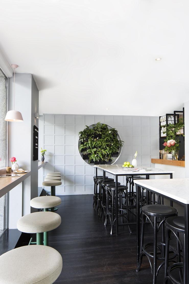 Maitland Street Interiors Lello Restaurant