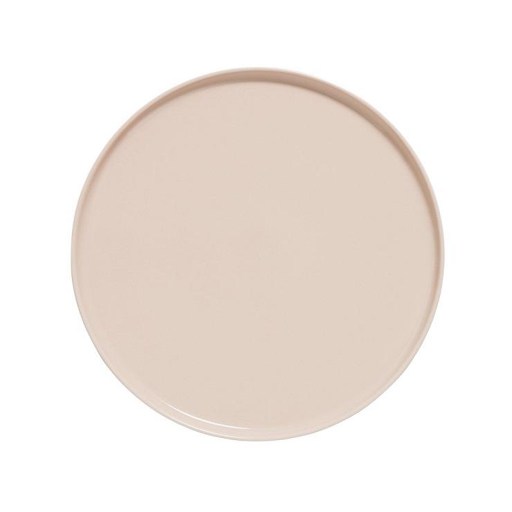 Norsu |Milk & Sugar Bowie Platter Clay $34.95