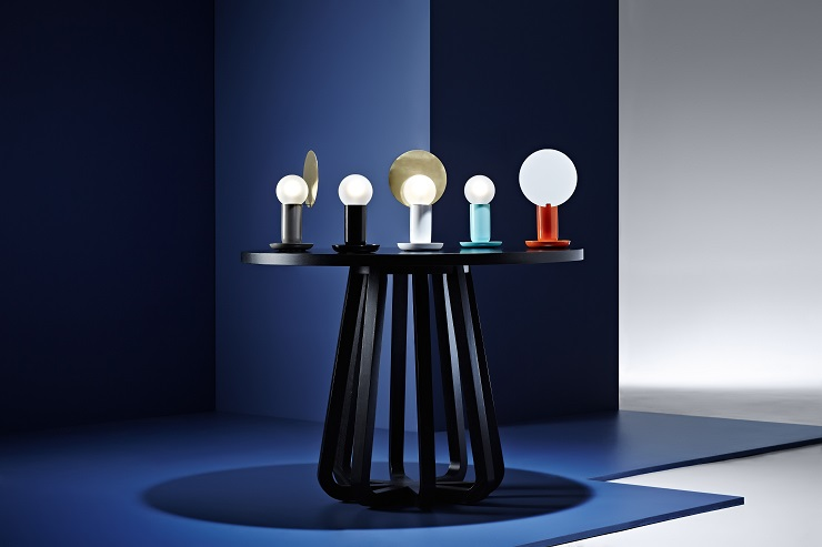 ISM Objects -  Wink Table Lamp Collection