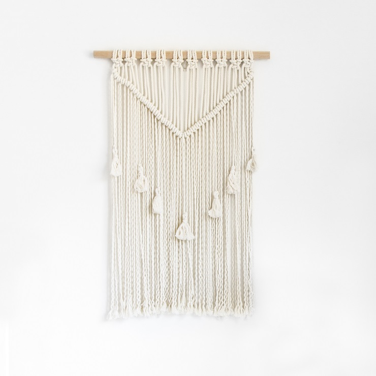 Black Arrow Co | Macrame Wall Hanging - $160