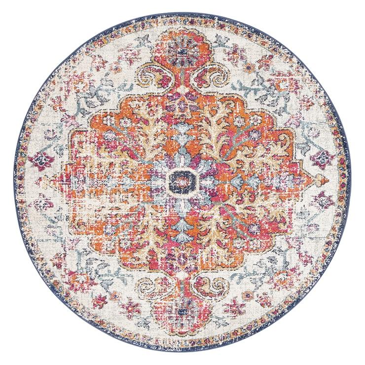 Zanui | Casas Oriental Round Rug - $109.95