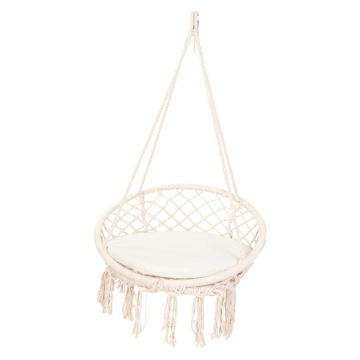 Zanui | Macrame Outdoor Hanging Chair - $119.95