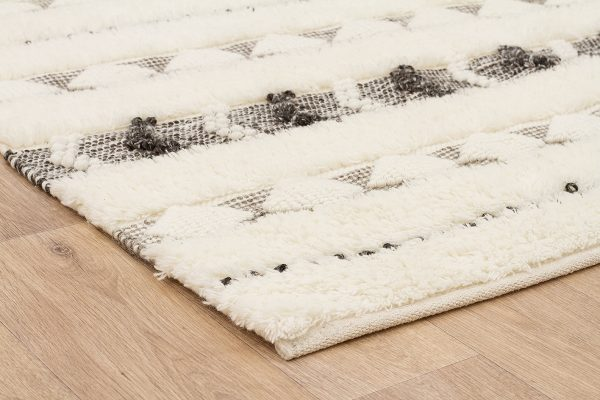 Rug -  Everest in Ivory Texture