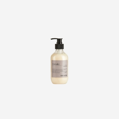 SIMPLE FORM   - SILKY MIST BODY LOTION $40
