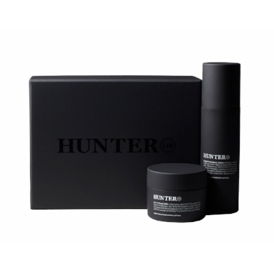 HUNTING FOR GEORGE  -  HUNTER LAB  WORLD'S GREATEST DAD GIFT PACK $74