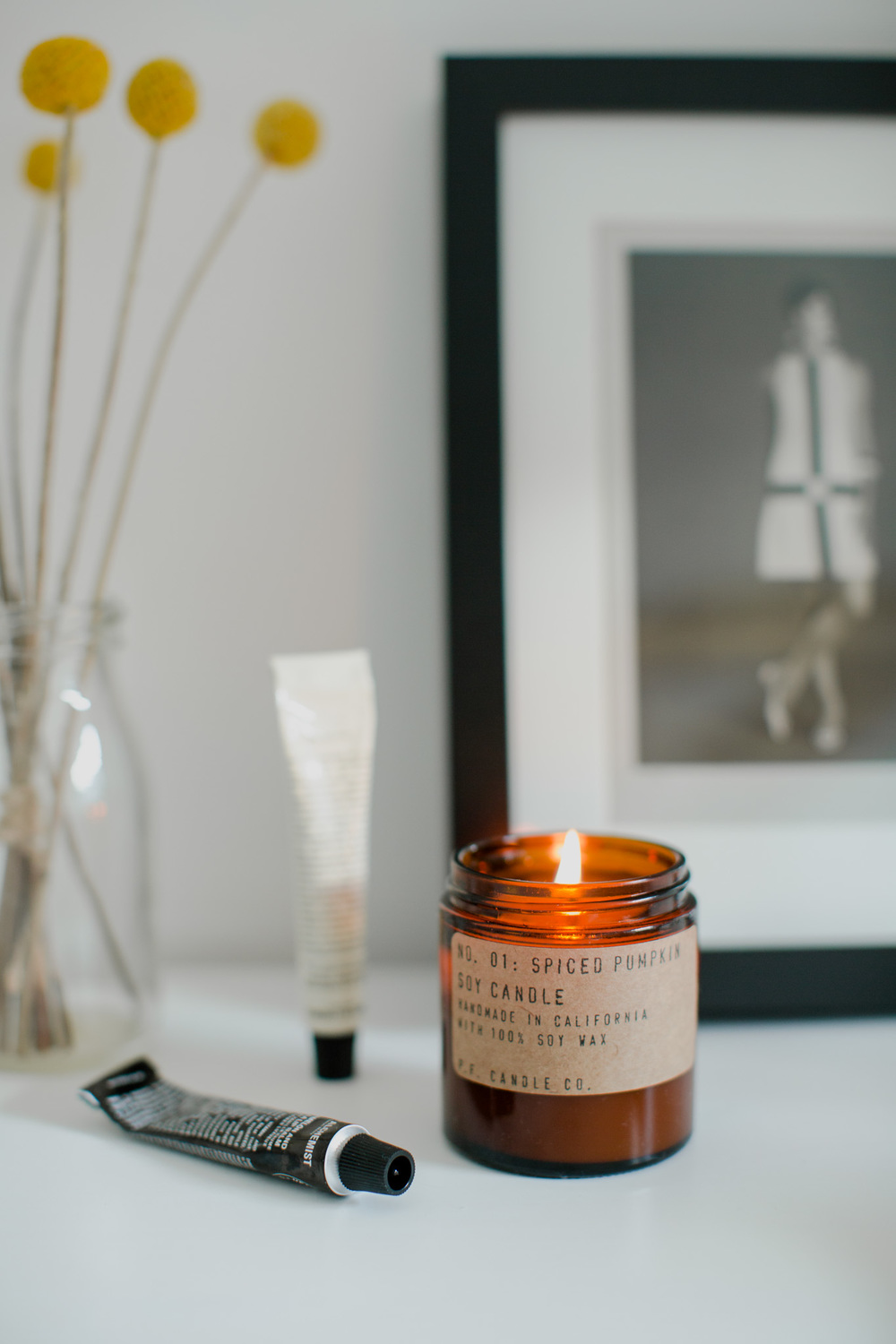 PF Candle Co. Pumpkin Spice Soy Candle
