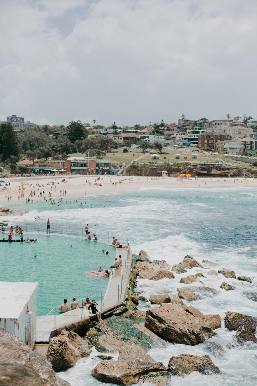 Bronte Beach, Sydney: Lifestyle photographer Tammie Joske